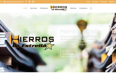 Nuestra nueva pagina web