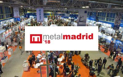 MetalMadrid reúne a más de 9.000 visitantes…